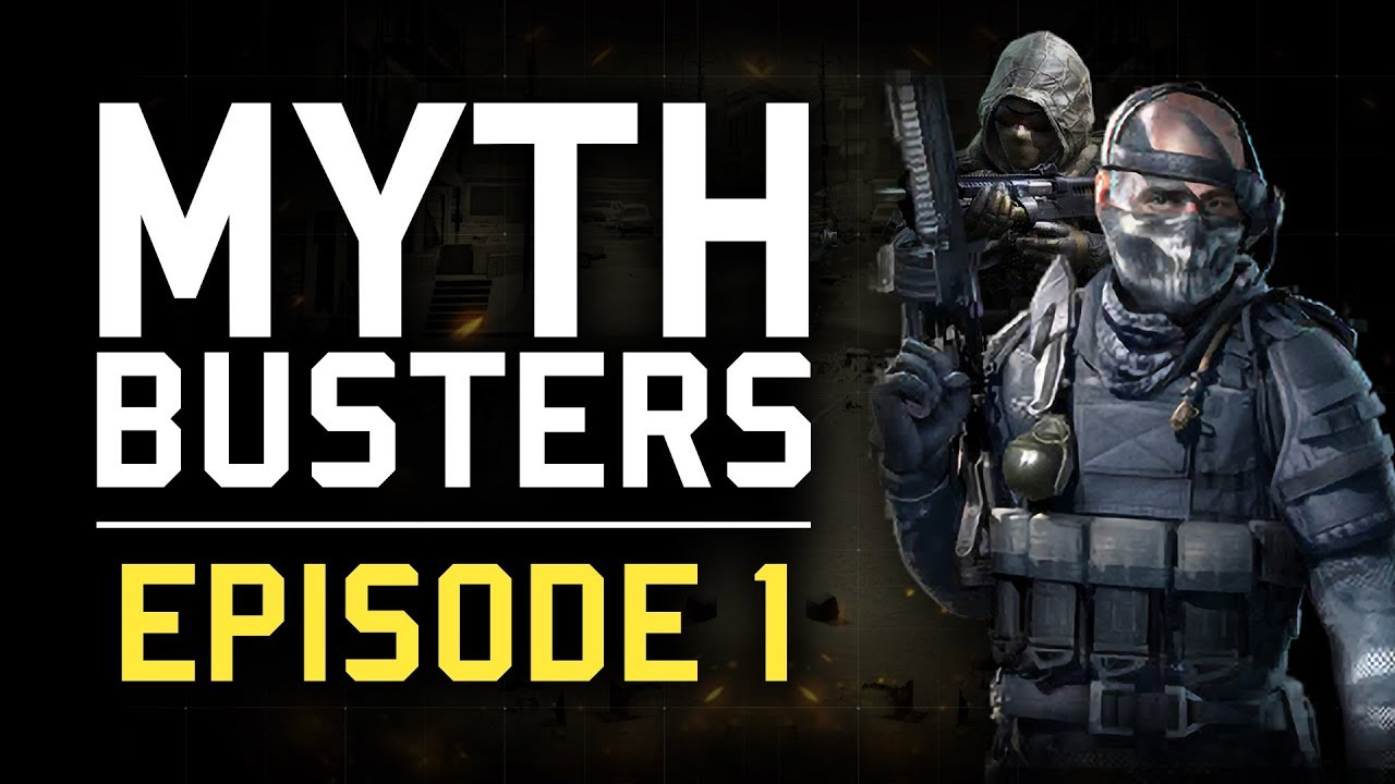 COD Mobile MythBusters: Episode. 1 (Tips and Tricks) | Call of Duty Mobile