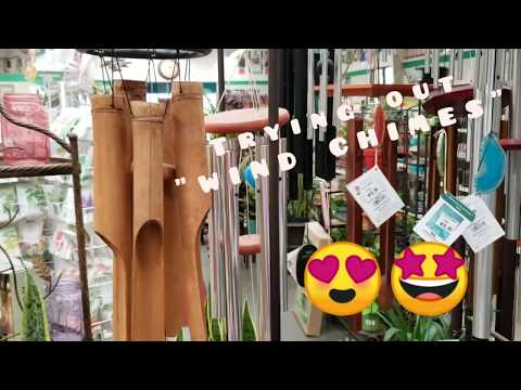 Trying 'WIND CHIMES'