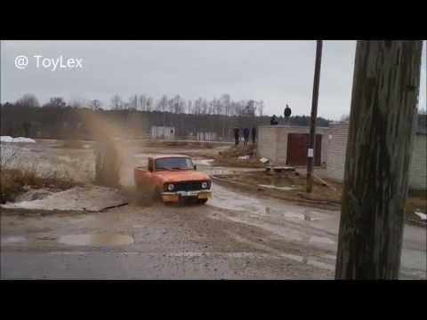 ►Москвич-пикап /MOSKVICH Izh 2715 FLATOUT & PURE SOUND