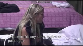 """Yasmin Valdés en  - """"Volverías con tu ex? """" Parte 25"""