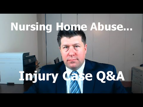 Nursing Home Abuse Lawyer - Fall at a Nursing Home