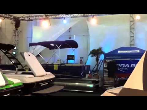 Dallas Ski Boats 2012 Boat Show