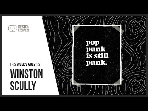 Winston Scully // A Passion for Type