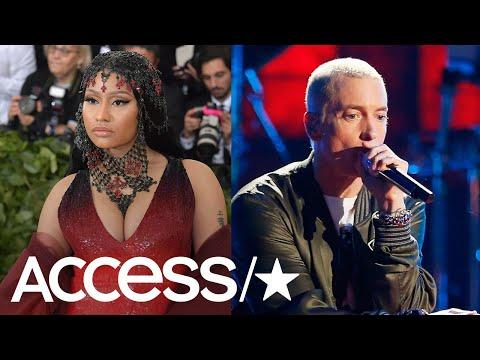 Nicki Minaj Confirms Shes Dating Eminem!  Access