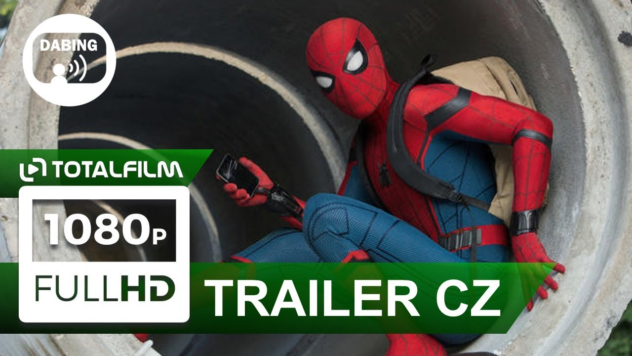 Spider-Man: Homecoming (2017) CZ dabing HD nový trailer