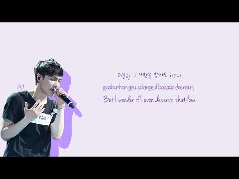 EXO -약속 (EXO 2014) (korean ver.) {Color coded lyrics Han|Rom|Eng}