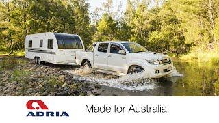 Adria -  Made for Australia