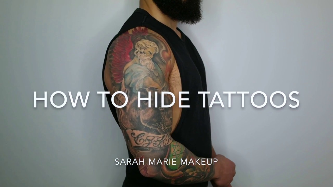 How to cover tattoos best product for tattoo coverage for How to cover tattoos