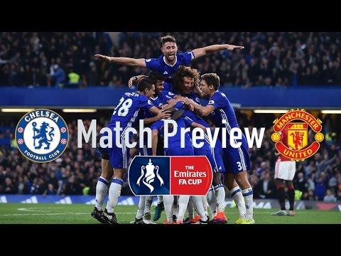 Match Preview || CHELSEA v MAN UTD || Ibrahimovic suspended!