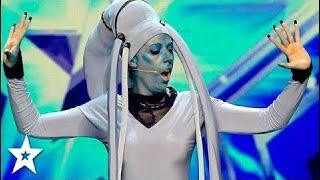Fifth Element Singer Sings Opera on Spain's Got Talent | Top Got Talent