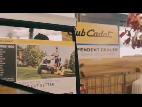 Expert Service & Support | The Cub Cadet® Dealer Advantage