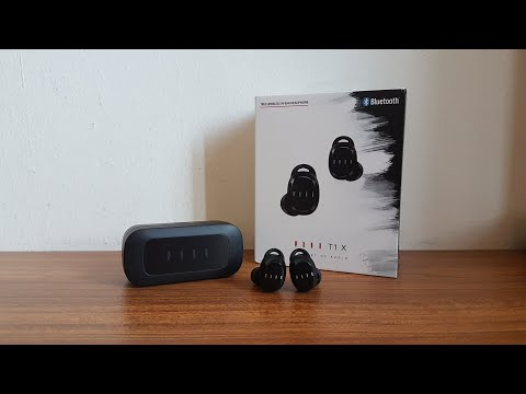 FILL T1X True Wireless Stereo Earbuds [ REVIEW & UNBOXING ]