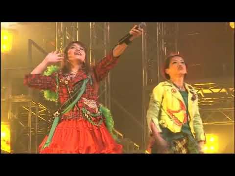 涙の太陽/メロン記念日(CONCERT TOUR 2006 winter FRUITY KILLER TUNE)