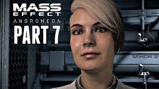Mass Effect Andromeda прохождение Part 7 (ТАЙНА ПРОИСХОЖДЕНИЯ КЕТТОВ)
