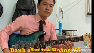 Danh cầm trẻ Hoàng Vũ độc tấu 4 câu Phụng Hoàng- vc 1-2 dây xề-