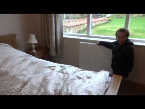 Ox Pasture Hall Review - a Tour of Our SUITE November 2014