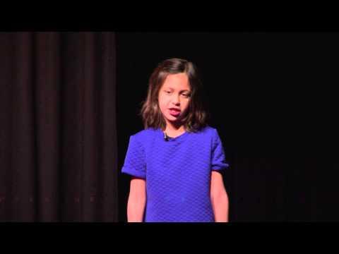 Litter | Rachel Lebensburger | TEDxYouth@CBES