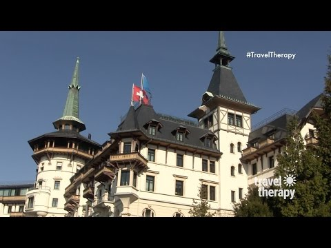 Top Swiss Luxury Hotel, The Dolder Grand | TRAVEL THERAPY