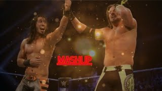 Go Phenomenal Wwe AJ Styles And Ali Mashup.mp3