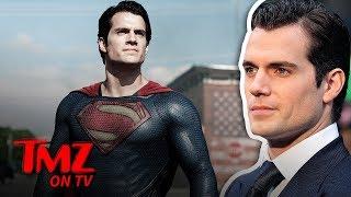Superman Hangs Up His Cape, For Good? | TMZ TV