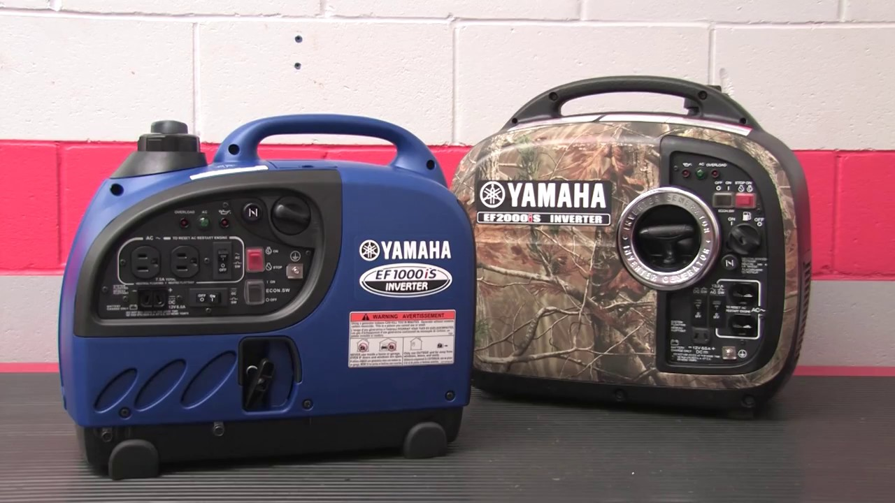 Yamaha Generator Quick Start Guide