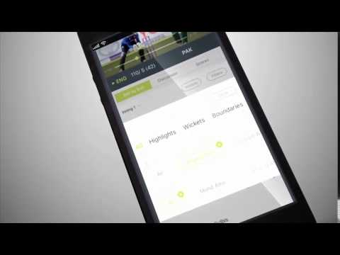 Live Cricket Streaming Android And IPhone App - Cricingif