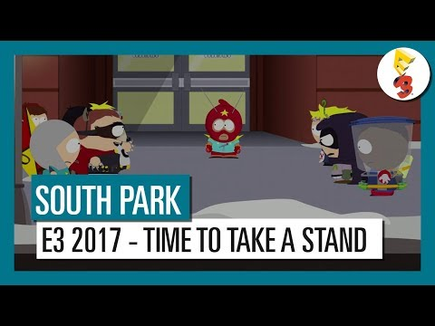 South Park: The Fractured But Whole: E3 2017 Official Trailer – Time to Take a Stand