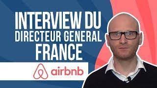 Gambar cover Interview du Directeur Général France Airbnb