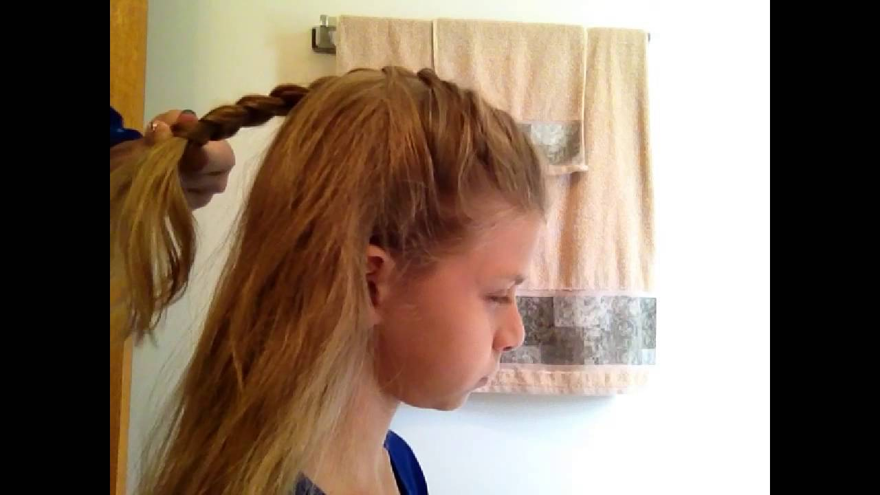 French Braids With Hair Down | www.imgkid.com - The Image ...