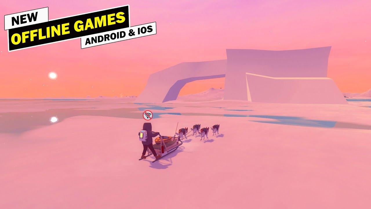 Top 10 Best Offline Android & iOS Games Of July 2021 | Best Offline Mobile Games!