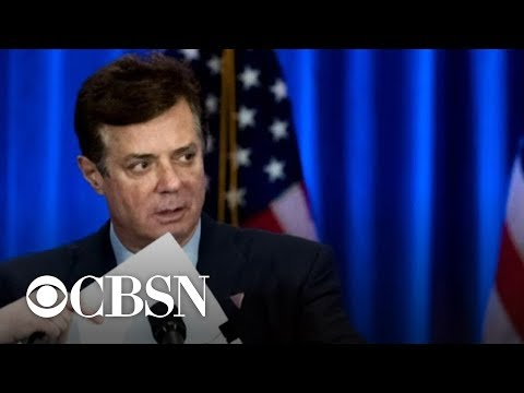 Ex-Trump campaign chairman Paul Manafort accused of breaching plea agreement Mp3