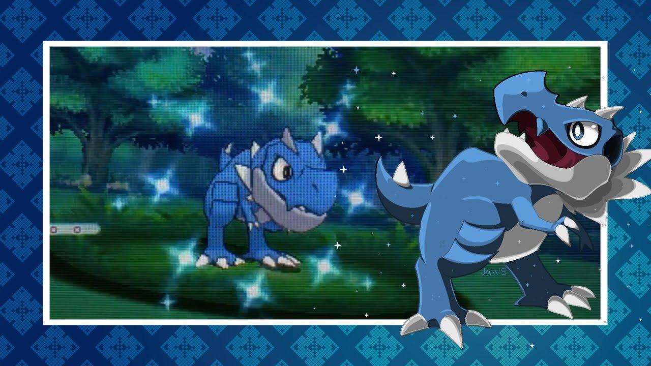 Live Shiny Sturdy Tyrunt After 516 Eggs Pokemon Amie