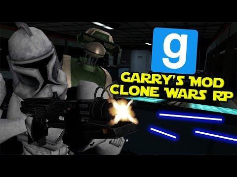 "Republic ""Spies"" - Star Wars RP (Garry's Mod)"