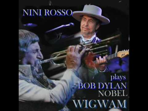 NINI ROSSO PLAYS BOB DYLAN NOBEL   WIGWAM 1970