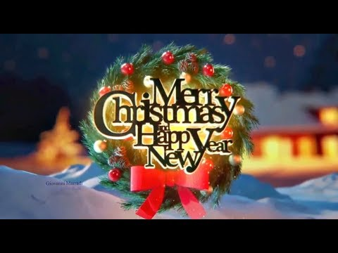 Merry Christmas And Happy New Year 2020 Music Quote Merry Christmas and Happy New Year   YouTube