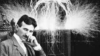 Nikola Tesla zaprojektował pierwszy pojazd UFO