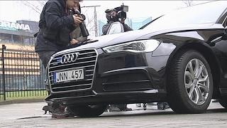 """Nežymėto policijos """"Audi"""" įranga už 35 tūkst. eurų pričiups ne tik greičio mėgėjus"""