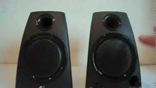 Review on Logitech Z130 2.0 Speakers [sound test]