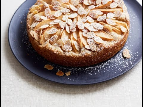 ALMOND CAKE | How to Make Recipes | Easy To Learn