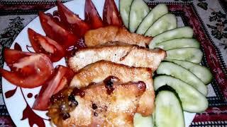 Как приготовить вкуснейшее ароматнейшее филе индейки.
