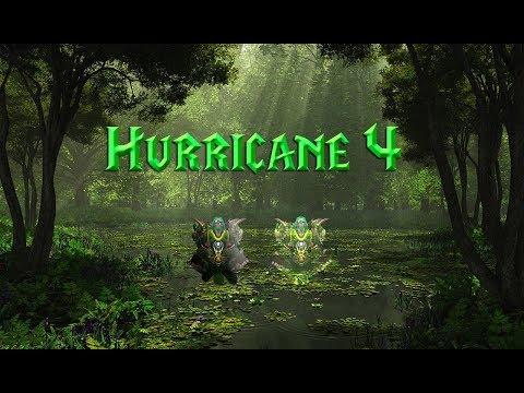 The Hurricane 4 - A Legion Windwalker Monk PVP Movie - World of Warcraft