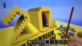20th Century Fox Home Entertainment 2010 Intro In Minecraft Xbox 360 Edition