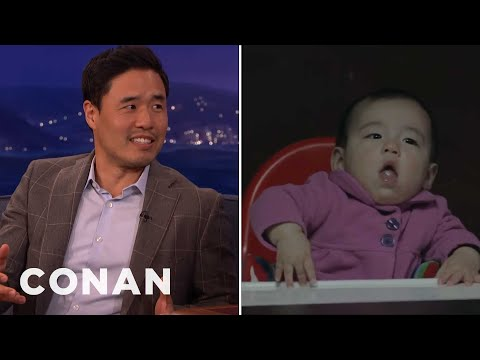 "Randall Park's Web Series ""Baby Mentalist""  - CONAN on TBS"