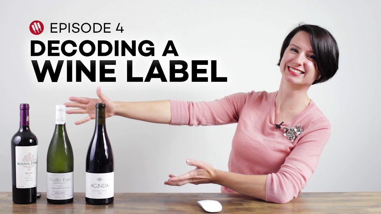 Wine Folly: Reading a Wine Label (Ep. 4) - YouTube