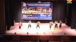 SAN MARCOS CANTA BAILA Y CRECE 2013  Parte II