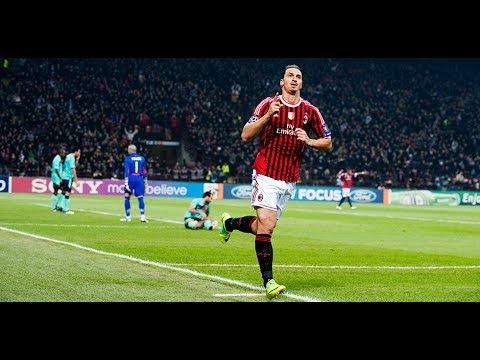 Zlatan Ibrahimovic - All 35 Goals & Skills 2011/2012