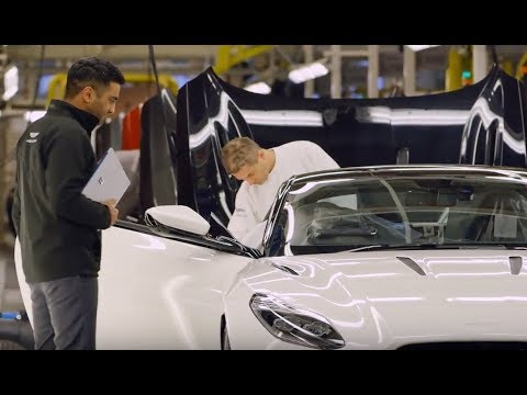 Aston Martin - Tools of the Trade