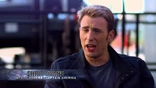 Первый мститель: Другая война (2014) - Фильм о фильме