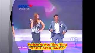 (0,985)  Konser DMD SHOW  2014  -- Ayu Ting Ting & Farhan :  GADIS ATAU JANDA