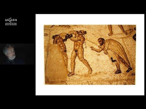 J.-P. Thuillier (Paris, ENS) - Sport romain, sport contemporain - Nocturne invité - 04 mars 15